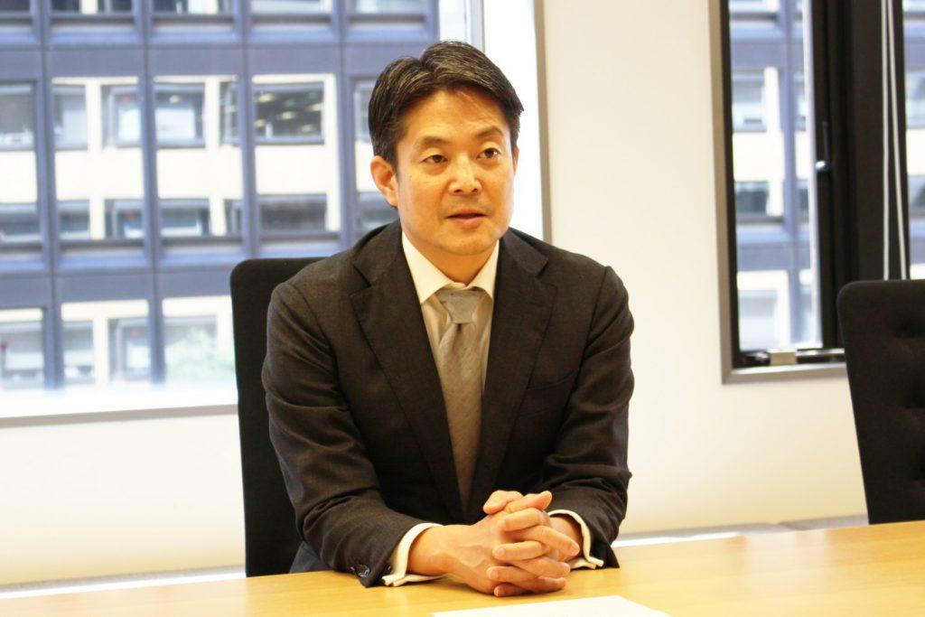 日本成長投資アライアンス株式会社(J-GIA) 代表取締役 立野公一 様